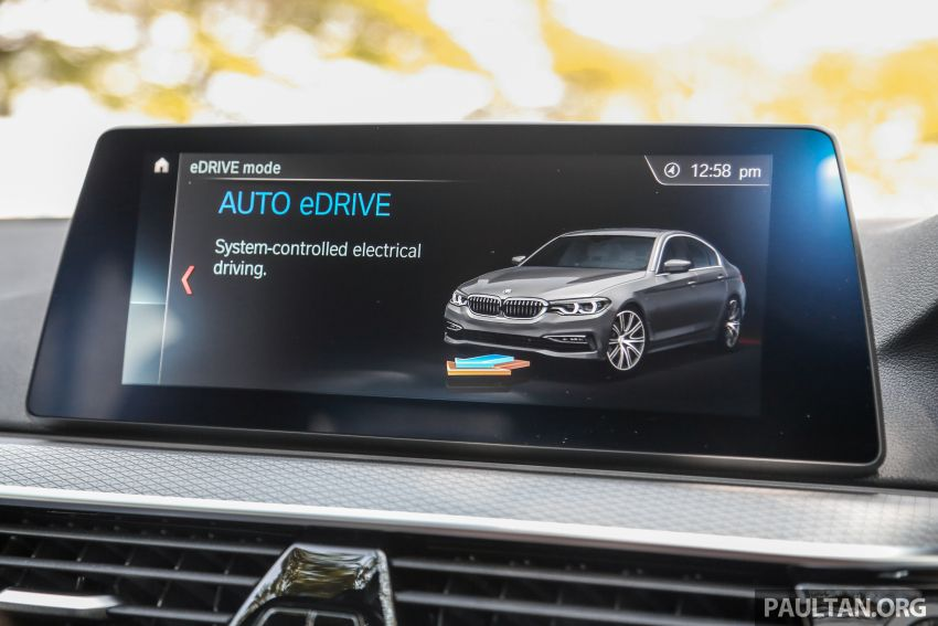 FIRST DRIVE: G30 BMW 520i Luxury and 530e M Sport Image #1003615