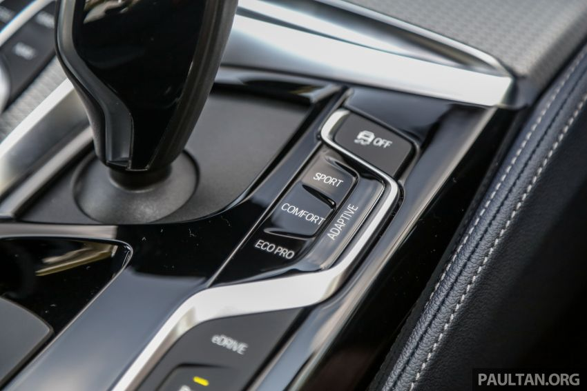 FIRST DRIVE: G30 BMW 520i Luxury and 530e M Sport Image #1003623