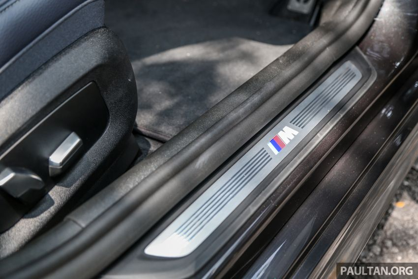FIRST DRIVE: G30 BMW 520i Luxury and 530e M Sport Image #1003641