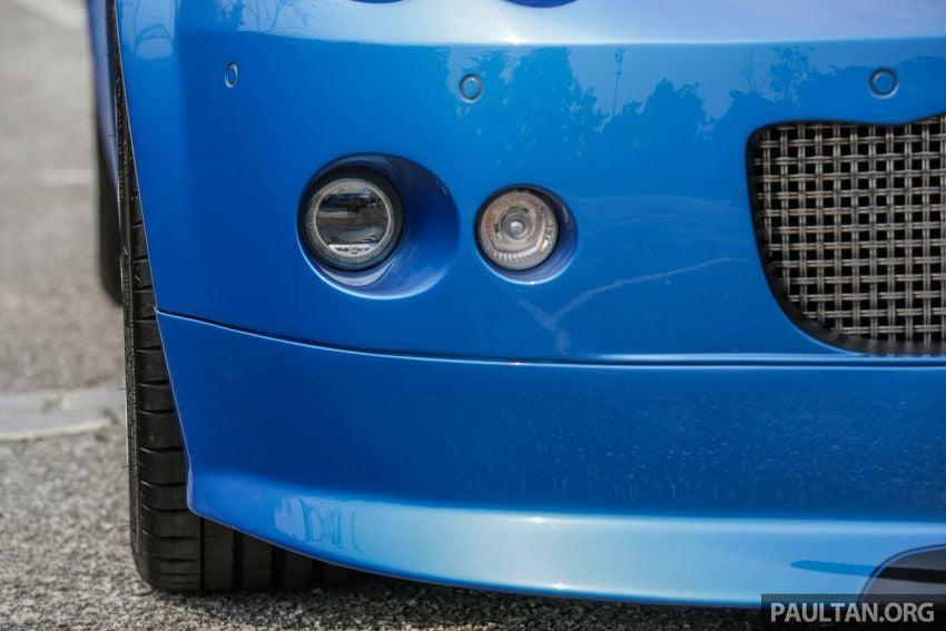 Bufori CS prototype detailed, production car set for 2020 debut – 6.4L V8, 750 hp, carbon-kevlar body Image #1006021