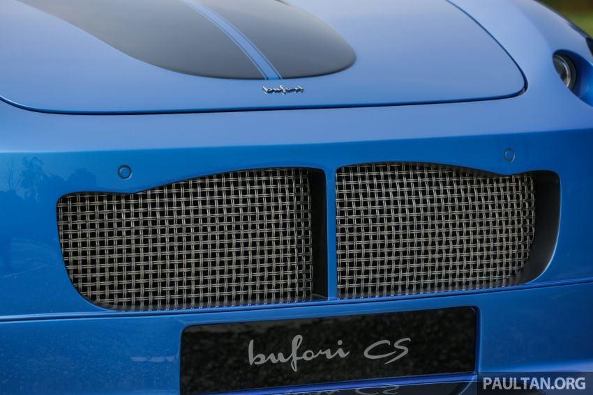 Bufori CS prototype detailed, production car set for 2020 debut – 6.4L V8, 750 hp, carbon-kevlar body Image #1006022