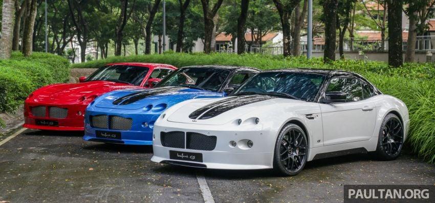 Bufori CS prototype detailed, production car set for 2020 debut – 6.4L V8, 750 hp, carbon-kevlar body Image #1006004