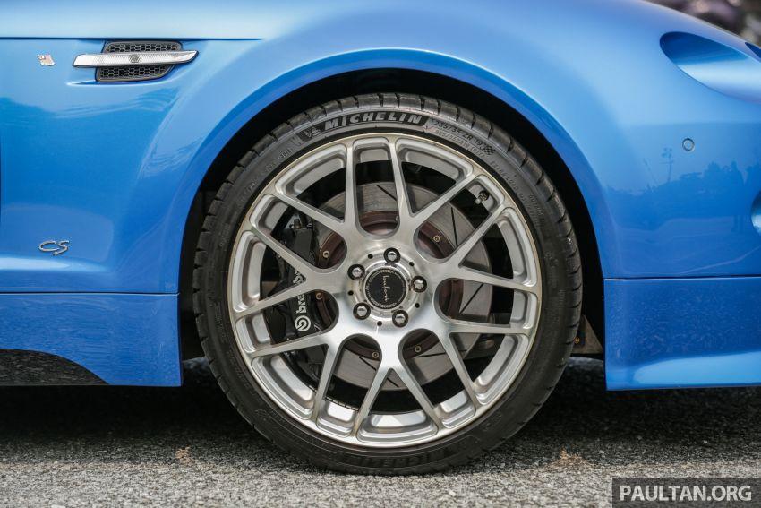 Bufori CS prototype detailed, production car set for 2020 debut – 6.4L V8, 750 hp, carbon-kevlar body Image #1006024