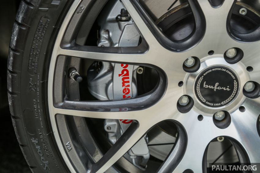 Bufori CS prototype detailed, production car set for 2020 debut – 6.4L V8, 750 hp, carbon-kevlar body Image #1006025