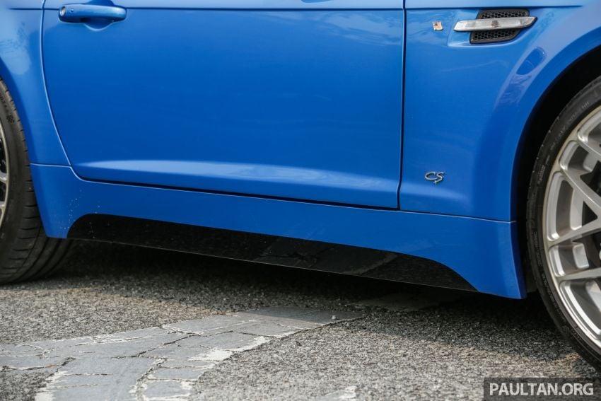Bufori CS prototype detailed, production car set for 2020 debut – 6.4L V8, 750 hp, carbon-kevlar body Image #1006029