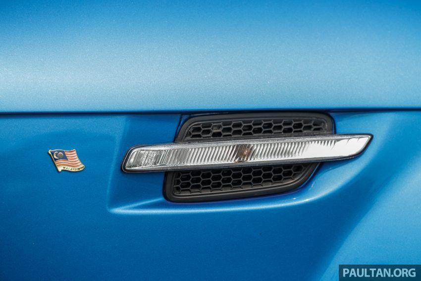 Bufori CS prototype detailed, production car set for 2020 debut – 6.4L V8, 750 hp, carbon-kevlar body Image #1006031