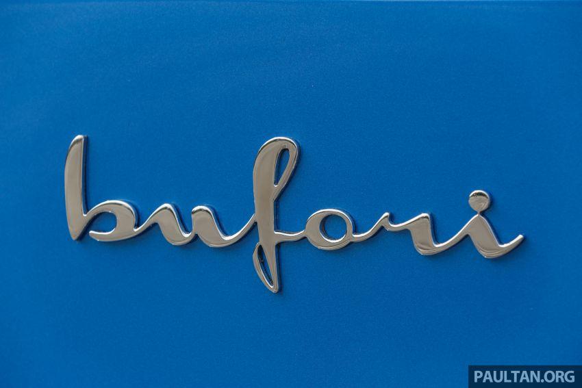 Bufori CS prototype detailed, production car set for 2020 debut – 6.4L V8, 750 hp, carbon-kevlar body Image #1006037