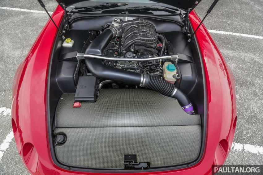 Bufori CS prototype detailed, production car set for 2020 debut – 6.4L V8, 750 hp, carbon-kevlar body Image #1006038