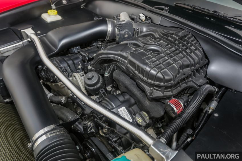 Bufori CS prototype detailed, production car set for 2020 debut – 6.4L V8, 750 hp, carbon-kevlar body Image #1006039