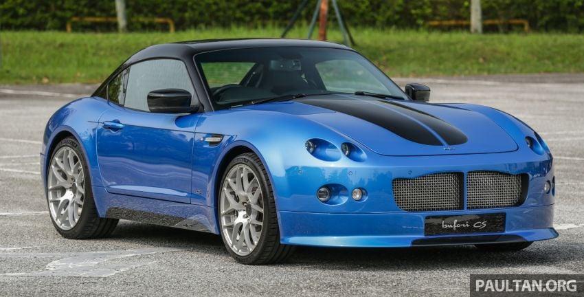 Bufori CS prototype detailed, production car set for 2020 debut – 6.4L V8, 750 hp, carbon-kevlar body Image #1006007