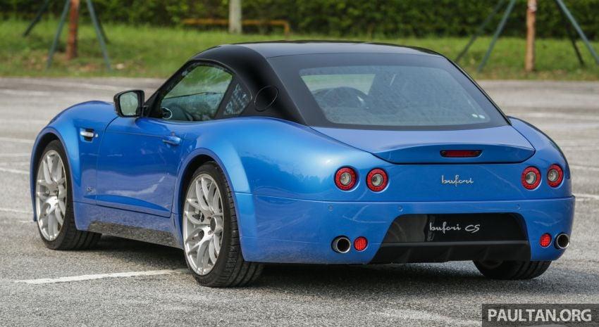 Bufori CS prototype detailed, production car set for 2020 debut – 6.4L V8, 750 hp, carbon-kevlar body Image #1006009