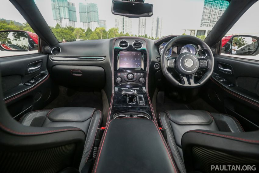 Bufori CS prototype detailed, production car set for 2020 debut – 6.4L V8, 750 hp, carbon-kevlar body Image #1006040
