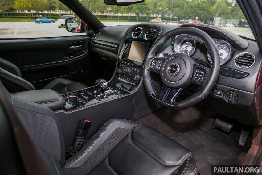 Bufori CS prototype detailed, production car set for 2020 debut – 6.4L V8, 750 hp, carbon-kevlar body Image #1006041