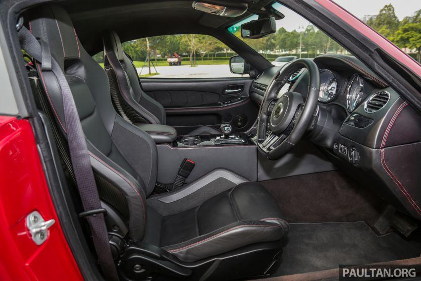 Bufori CS prototype detailed, production car set for 2020 debut – 6.4L V8, 750 hp, carbon-kevlar body Image #1006061
