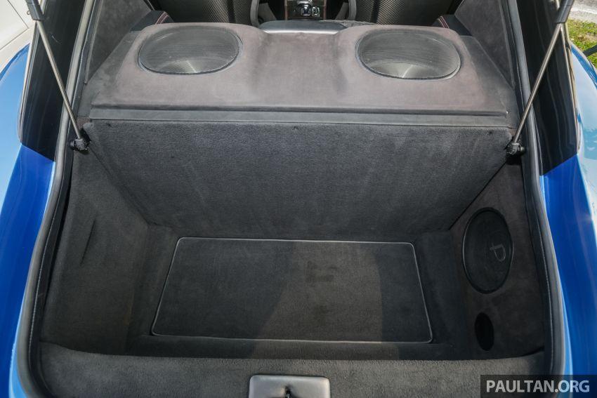 Bufori CS prototype detailed, production car set for 2020 debut – 6.4L V8, 750 hp, carbon-kevlar body Image #1006067