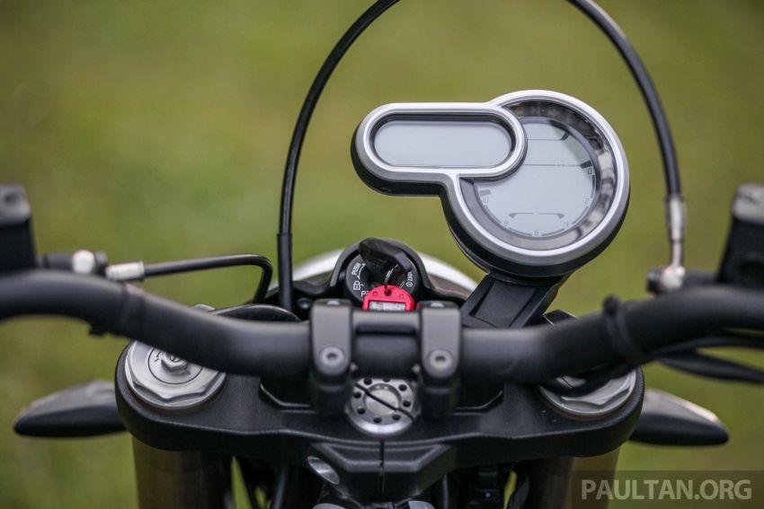 GALERI: Ducati Scrambler 1100 Sport dan Special Image #999926