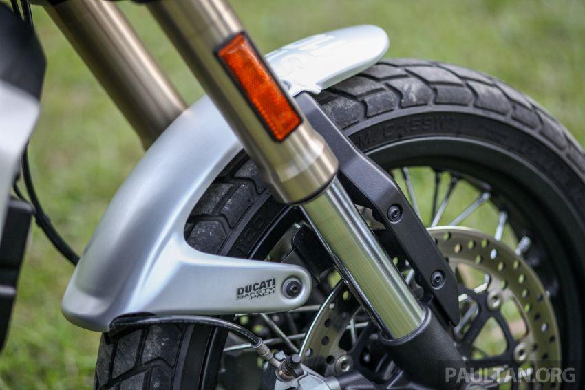 GALERI: Ducati Scrambler 1100 Sport dan Special Image #999932