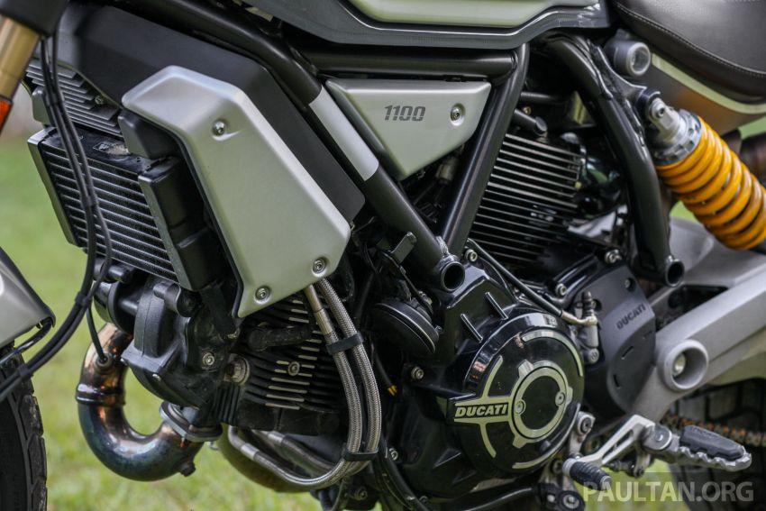 GALERI: Ducati Scrambler 1100 Sport dan Special Image #999940