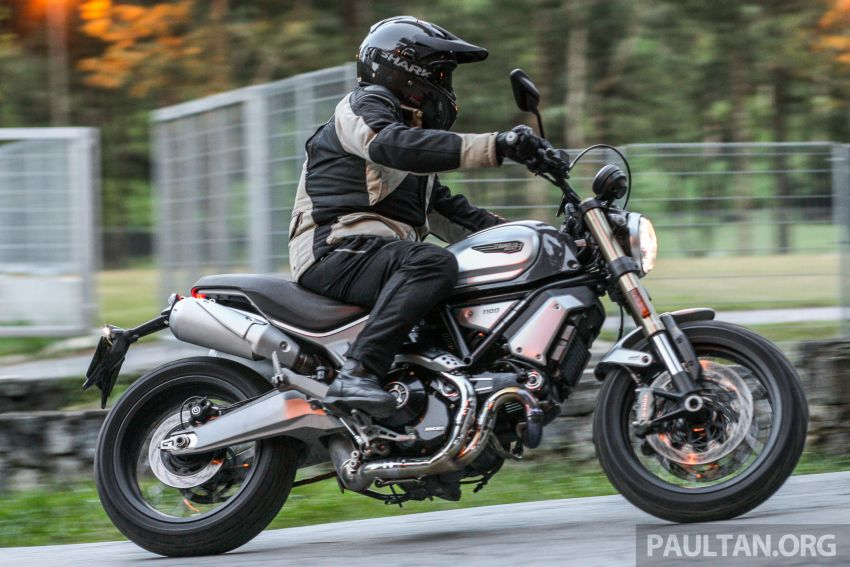 GALERI: Ducati Scrambler 1100 Sport dan Special Image #999961