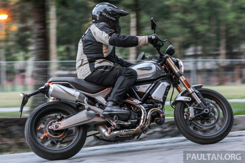 GALERI: Ducati Scrambler 1100 Sport dan Special Image #999962
