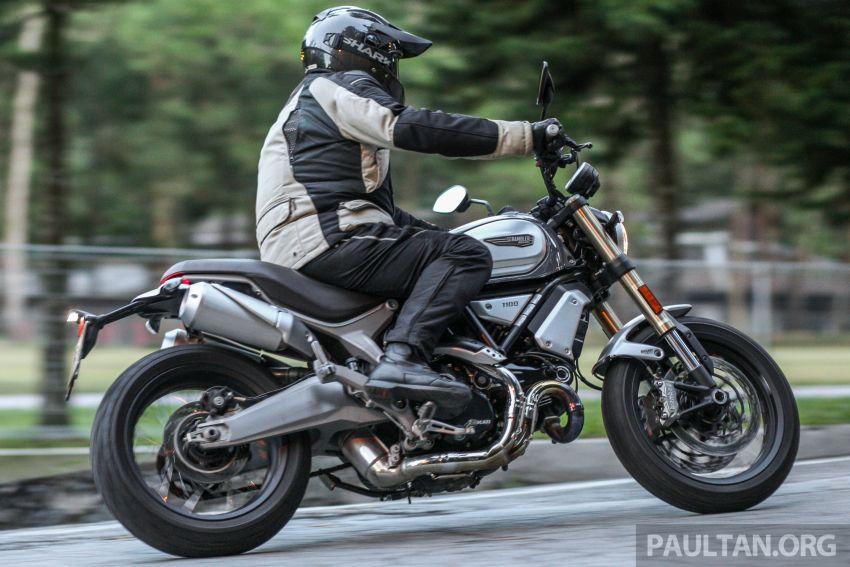 GALERI: Ducati Scrambler 1100 Sport dan Special Image #999963