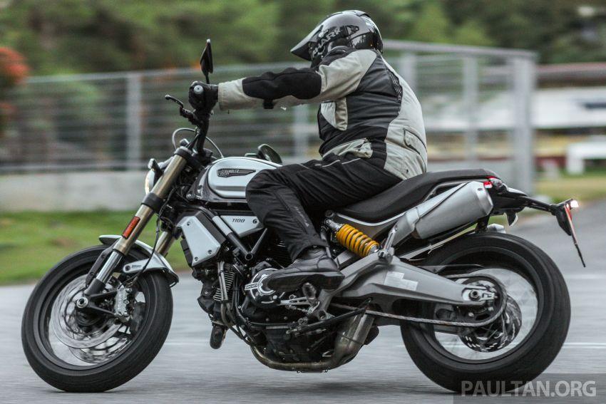 GALERI: Ducati Scrambler 1100 Sport dan Special Image #999966