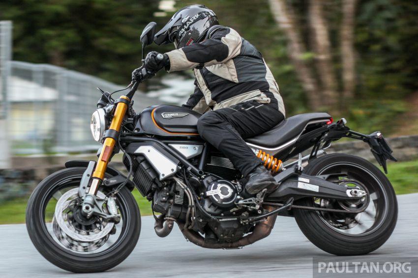 GALERI: Ducati Scrambler 1100 Sport dan Special Image #999916