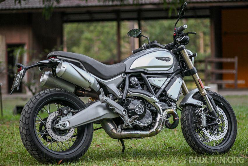 GALERI: Ducati Scrambler 1100 Sport dan Special Image #999922