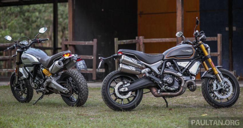 GALERI: Ducati Scrambler 1100 Sport dan Special Image #999970