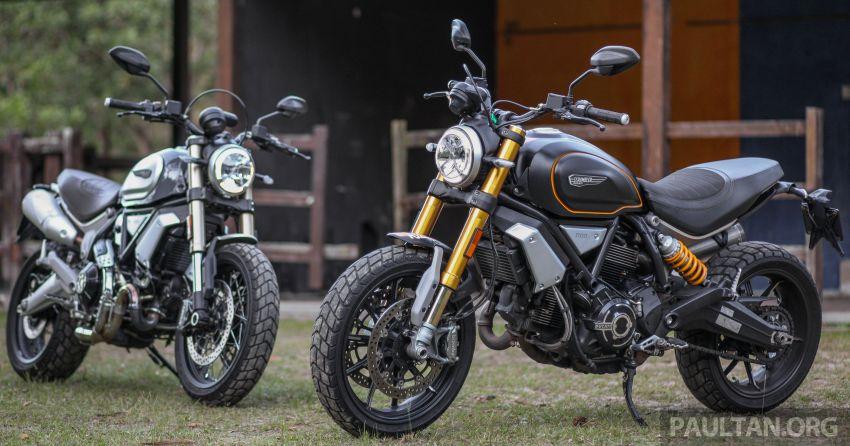 GALERI: Ducati Scrambler 1100 Sport dan Special Image #999889