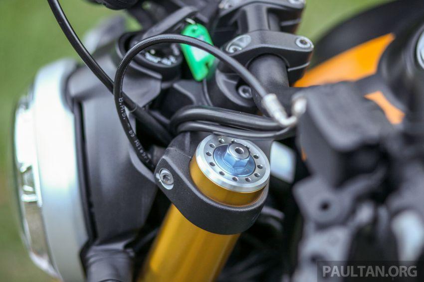 GALERI: Ducati Scrambler 1100 Sport dan Special Image #999904