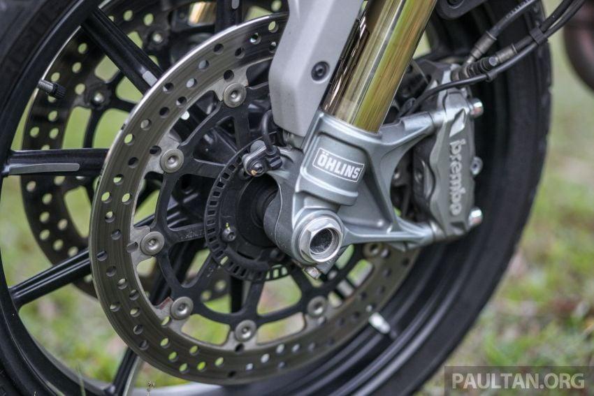 GALERI: Ducati Scrambler 1100 Sport dan Special Image #999905