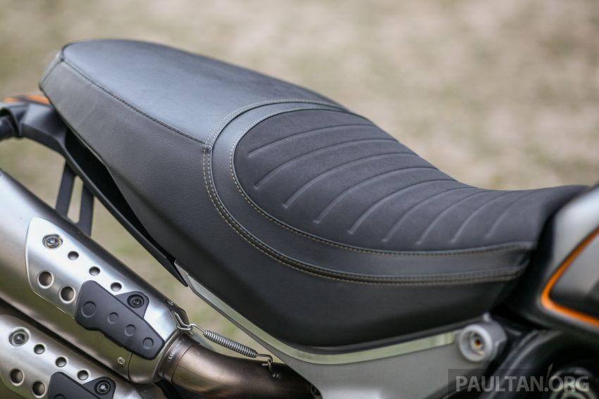GALERI: Ducati Scrambler 1100 Sport dan Special Image #999907