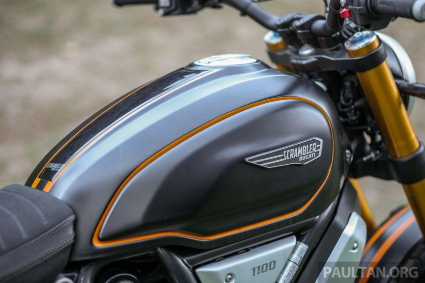 GALERI: Ducati Scrambler 1100 Sport dan Special Image #999909