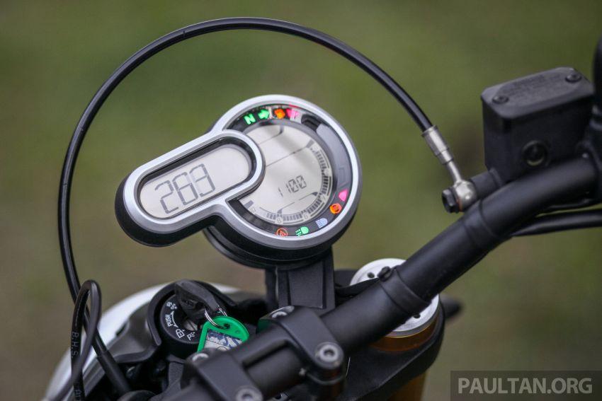 GALERI: Ducati Scrambler 1100 Sport dan Special Image #999911
