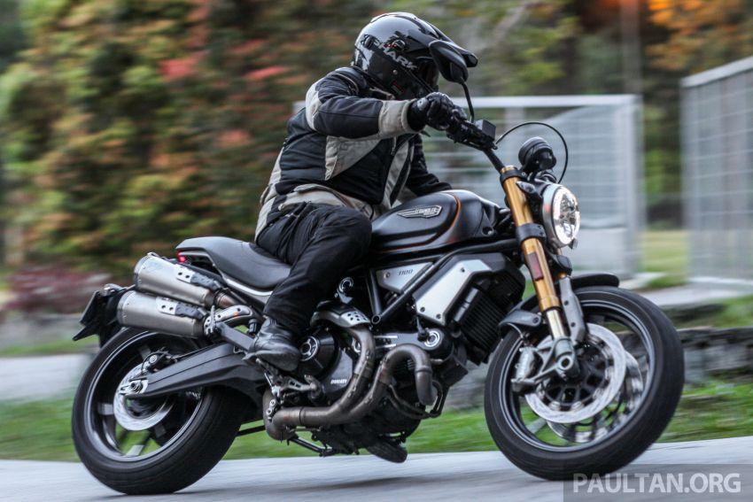 GALERI: Ducati Scrambler 1100 Sport dan Special Image #999912