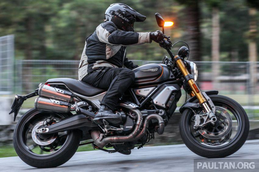 GALERI: Ducati Scrambler 1100 Sport dan Special Image #999913