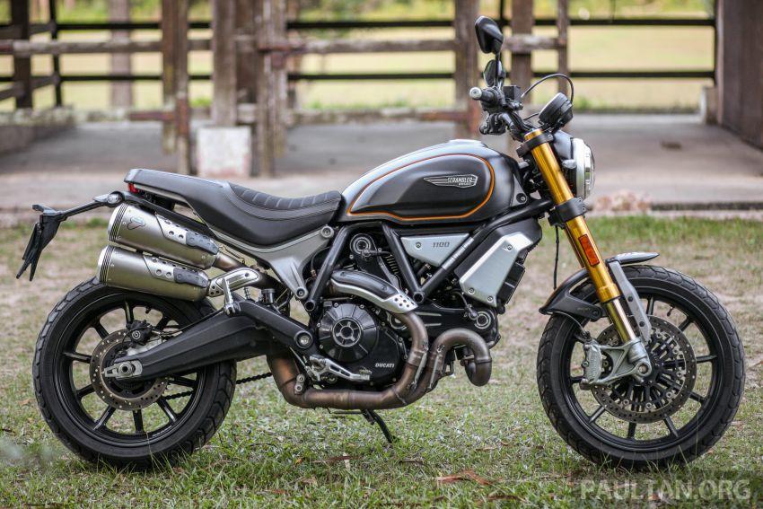 GALERI: Ducati Scrambler 1100 Sport dan Special Image #999896