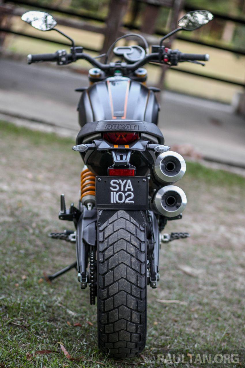 GALERI: Ducati Scrambler 1100 Sport dan Special Image #999901