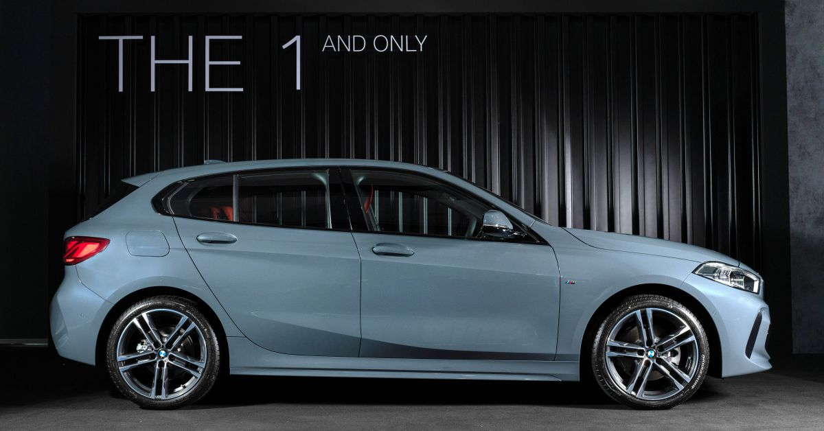 Terms Of Use >> F40 BMW 1 Series officially launched in Singapore – 118i M Sport from SG$157,888; available on ...