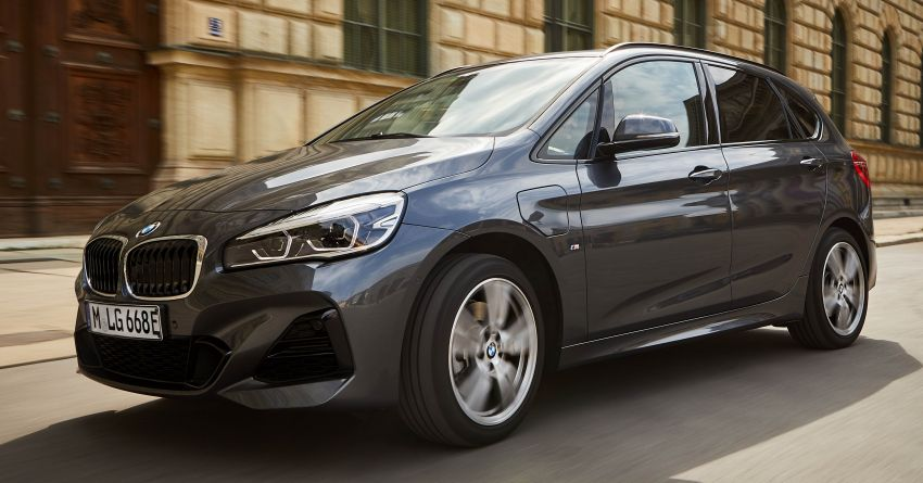 F45 BMW 225xe Active Tourer receives 10 kWh battery Image #1000340