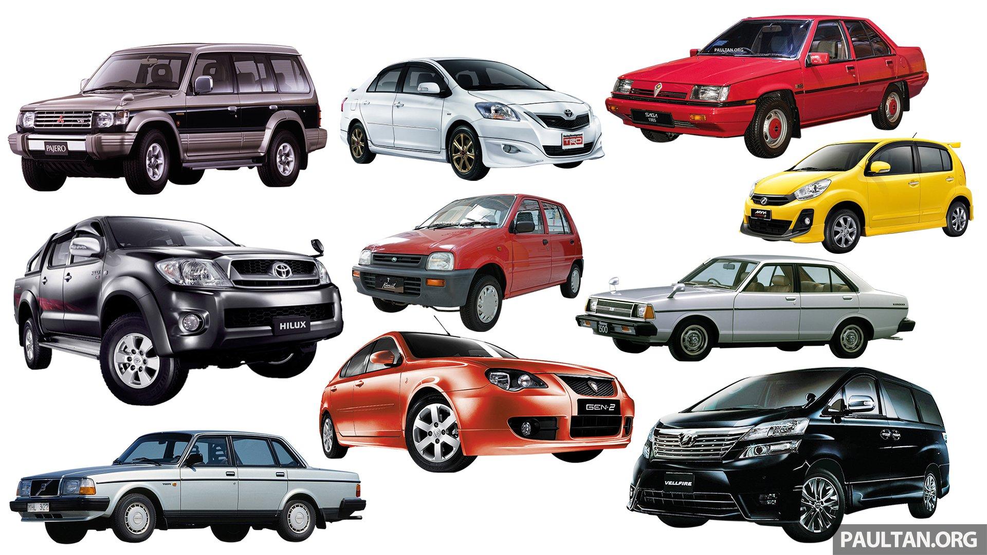 Top 10 most Malaysian cars – celebrating diversity Image #1009692