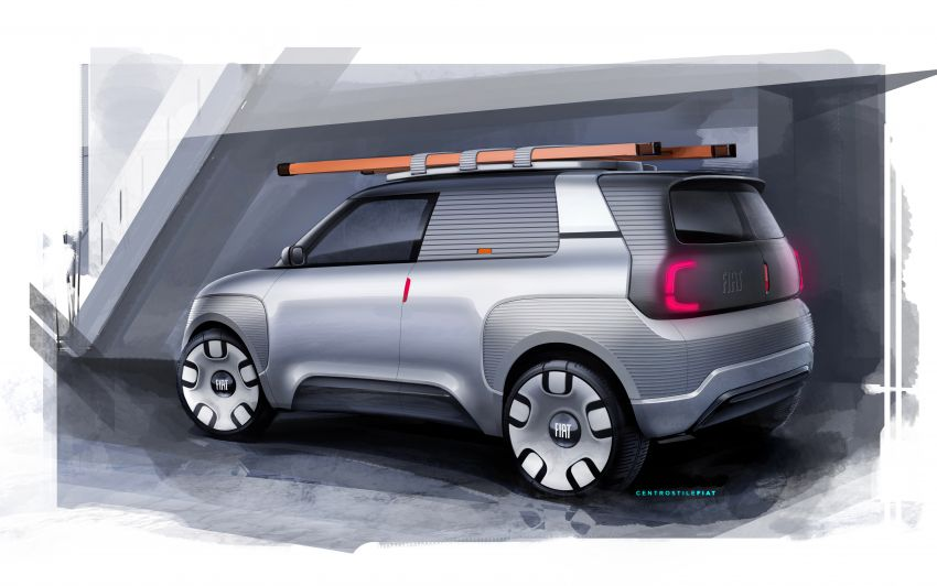Fiat plans new two-pronged electrified product lineup – focus on 500 and Panda, with SUVs and a wagon Image #1004285