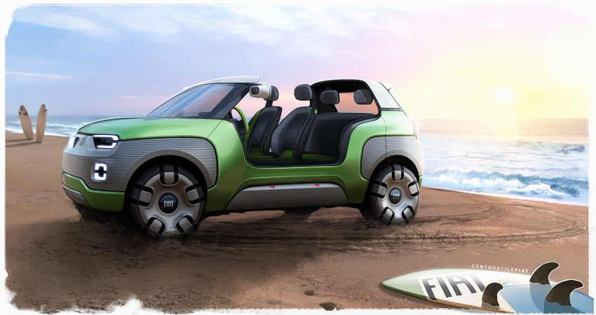 Fiat plans new two-pronged electrified product lineup – focus on 500 and Panda, with SUVs and a wagon Image #1004286