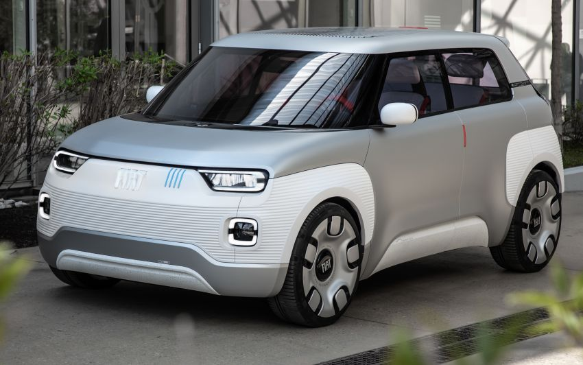 Fiat plans new two-pronged electrified product lineup – focus on 500 and Panda, with SUVs and a wagon Image #1004293