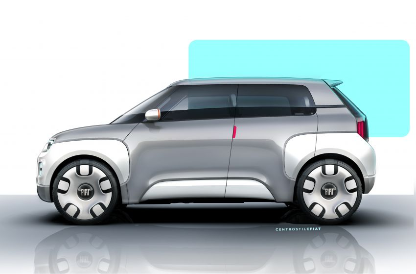 Fiat plans new two-pronged electrified product lineup – focus on 500 and Panda, with SUVs and a wagon Image #1004279
