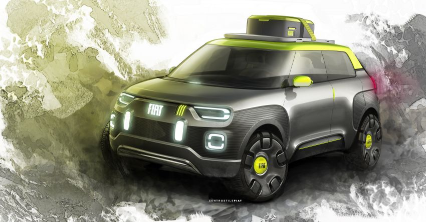 Fiat plans new two-pronged electrified product lineup – focus on 500 and Panda, with SUVs and a wagon Image #1004280