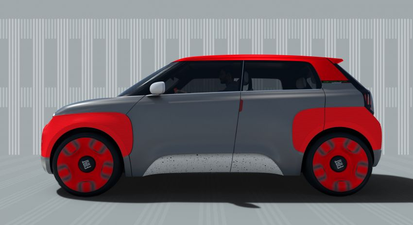 Fiat plans new two-pronged electrified product lineup – focus on 500 and Panda, with SUVs and a wagon Image #1004284