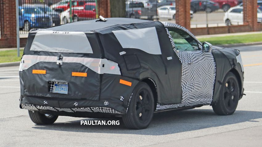 SPIED: Ford Mach E – Mustang-inspired electric SUV Image #1005076