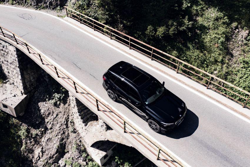 G05 BMW X5 xDrive45e iPerformance plug-in hybrid market launch begins – 1.2 l/100 km, 87 km EV range Image #1008948